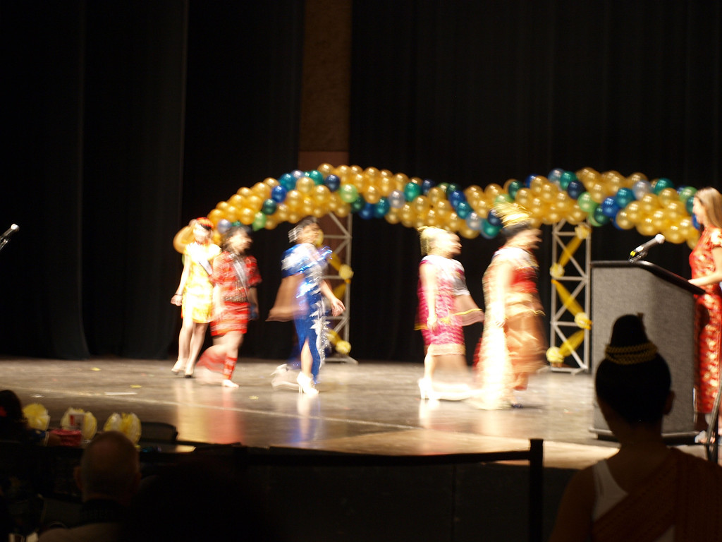 The Asian Pageant!!!
