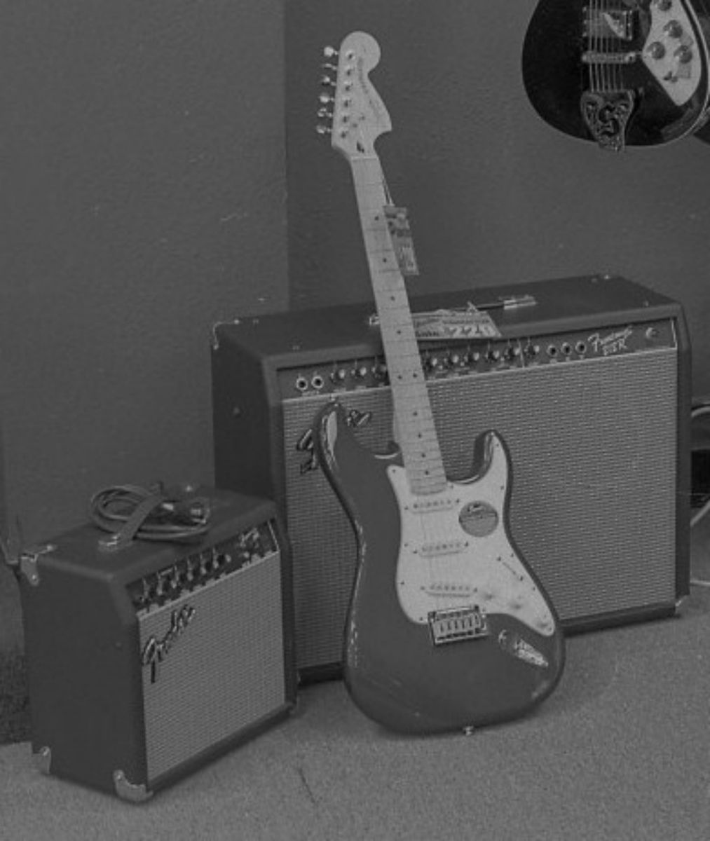 Guitar and Amplifier Part 2