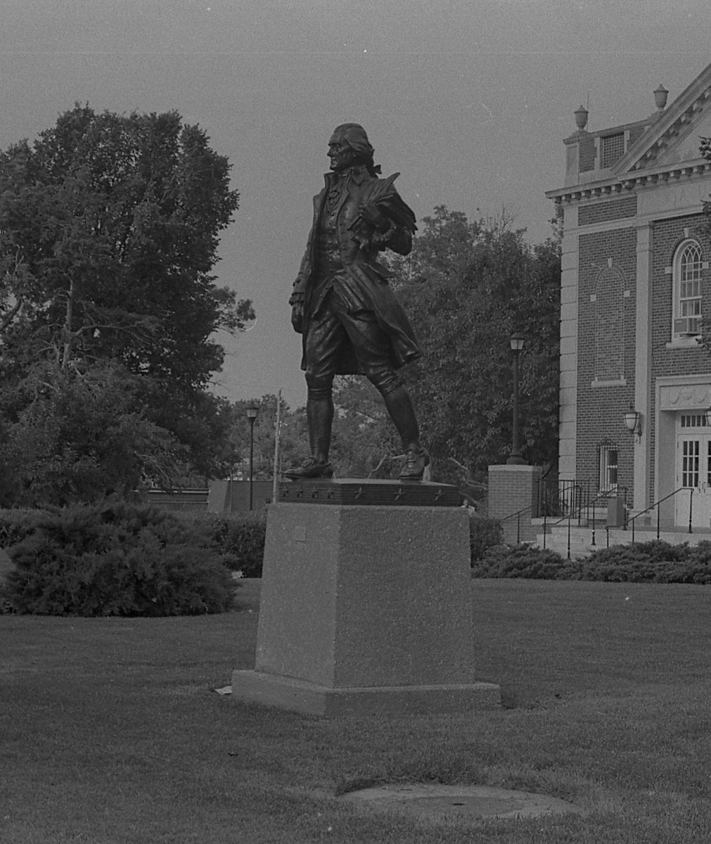 The Thomas Jefferson Statue