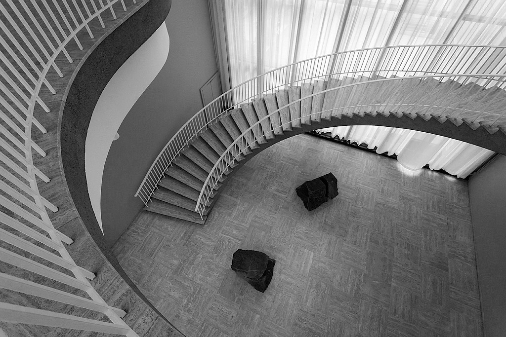 Curves Dwight Corrin 3rd Place - Digital Black and White - March 2013